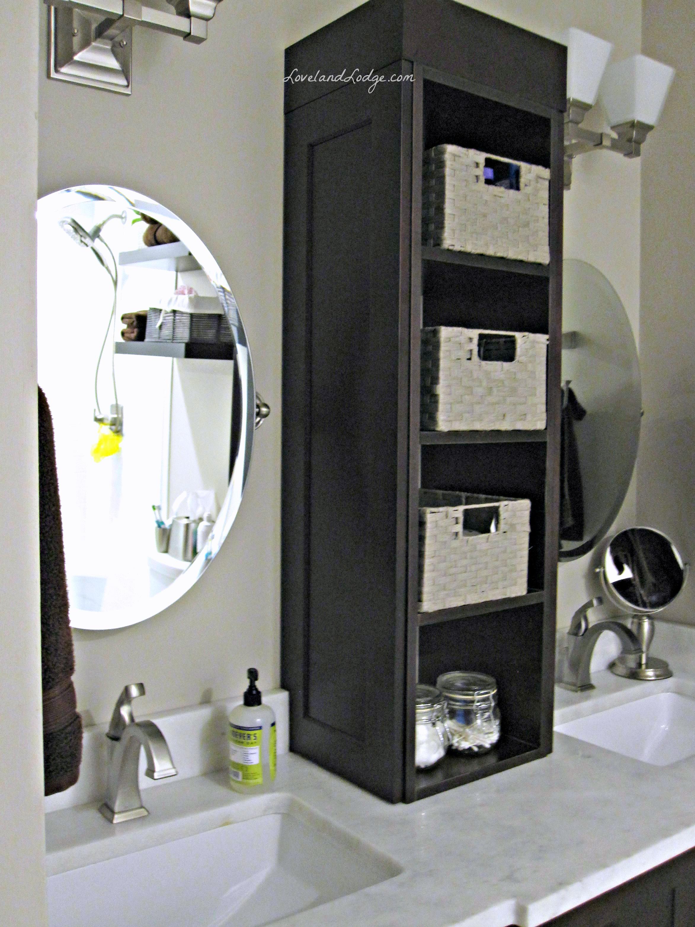 Master Bathroom Reveal: Master Bathroom Renovation Reveal