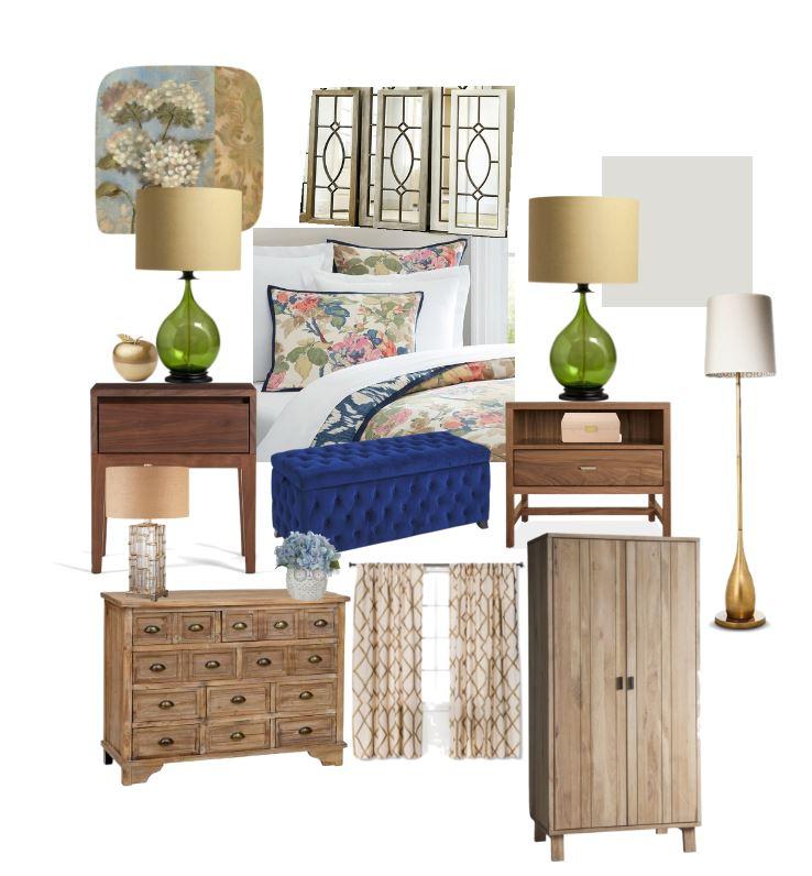 Mom 39 S Master Bedroom Design Boards Loveland Lodge